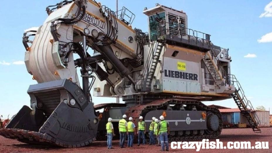 Industrial Work Equipment